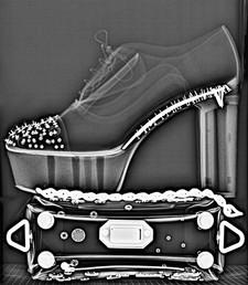 X-Ray Fashion Accessories Fashion Editorial