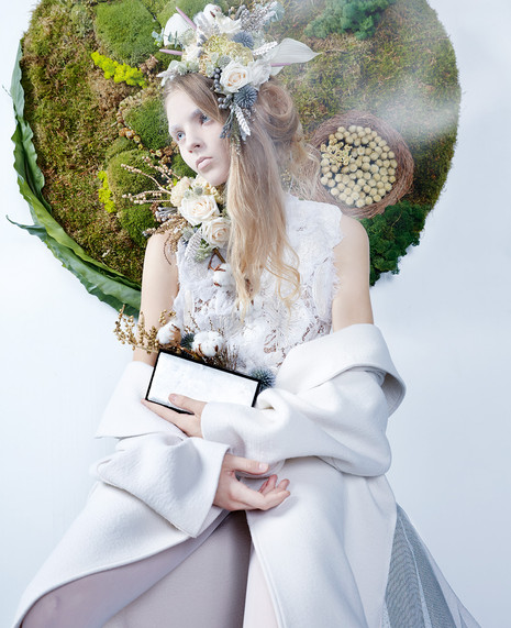 Fashion Editorial Styling by Kieran Ho