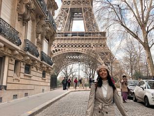 The City of Lights - Paris, France
