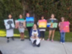 Girl Scouts Expressiv Arts