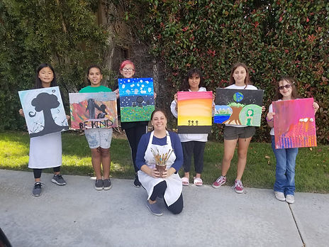 Girl Scouts Expressiv Arts