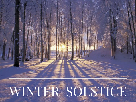 Celebrate The Winter Solstice!