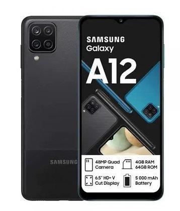 Samsung A12 -64GB - 2 Sim