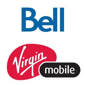 Bell/ Virgin Mobile Unlocking