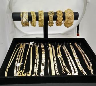 Gold Plated Jewelry