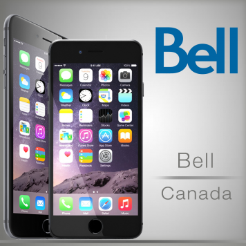 Bell – iPhone 4/5/6/7