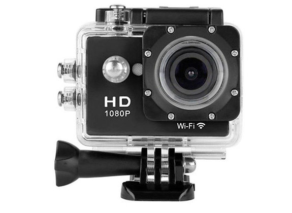 1080P Action Camera with WiFi