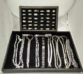 Stainless Steel Rings, Chains