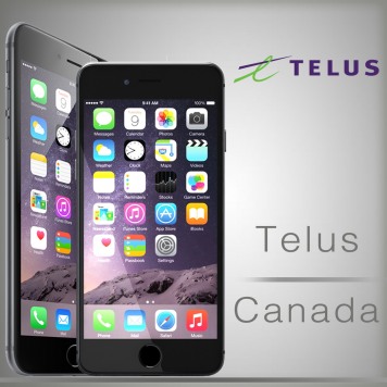 Telus – iPhone 4/5/6/7