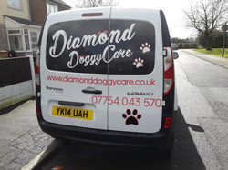 Diamond Doggycare