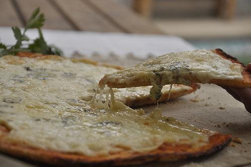 Pizza Valentina (Quattro Formaggi)