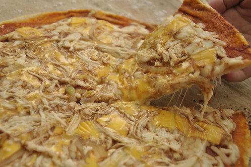 Pizza Mastroianni (Pollo BBQ)