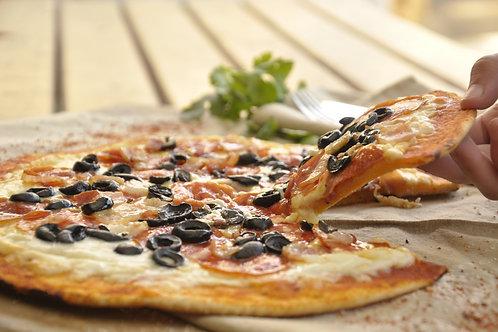 Pizza Ramazzotti (Pepperoni Plus)