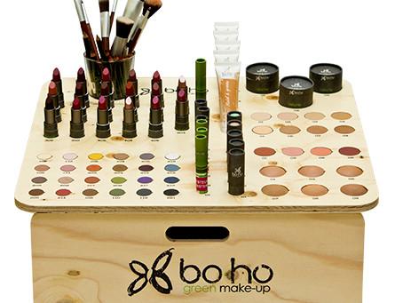 Nueva línea de Maquillaje natural Boho green Make up