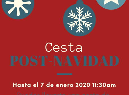 Cesta Post-Navidad