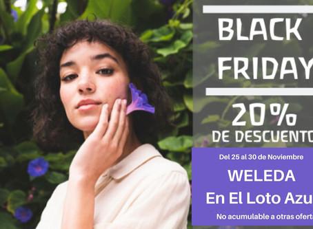 Black Friday en El Loto Azul