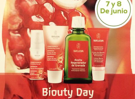 Ven a nuestros Biouty Days
