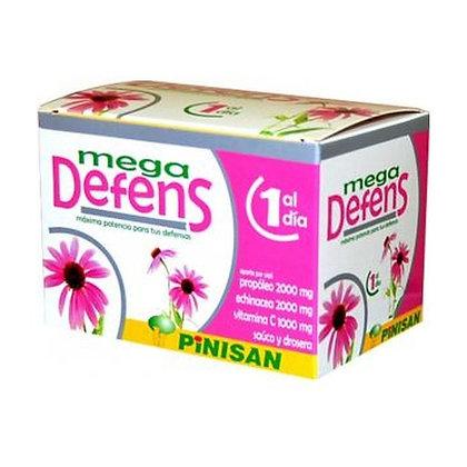 Mega Defens Formato: Envase de 6 viales.
