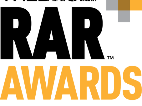 Not only do we come recommended by RAR…we have been nominated for an RAR award!