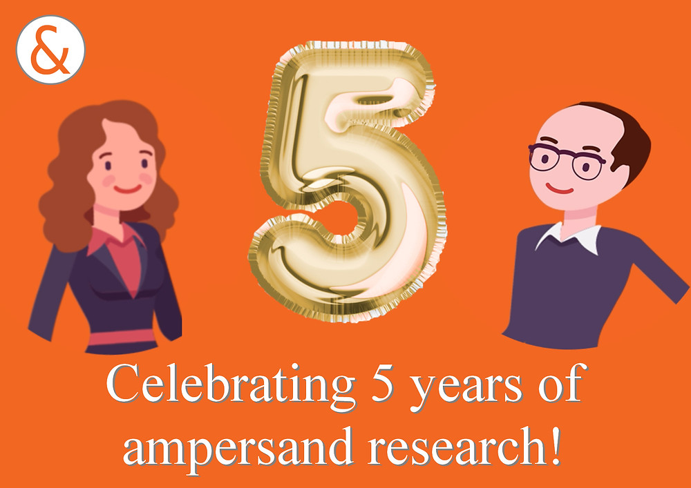 ampersand research 5 years