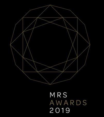 Market Research Society Awards 2019 logo