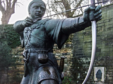 Robin Hood ... the legend lives on (according to our survey)