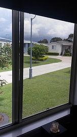 flyscreen window