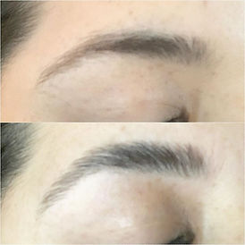 Have you heard of the newest brow treatm
