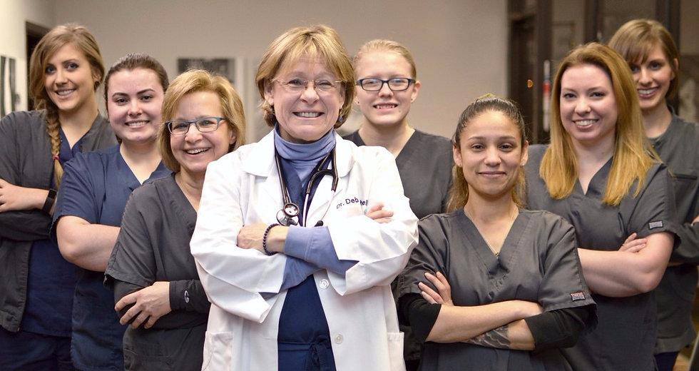 Knollwood Hospital Team Of Staff