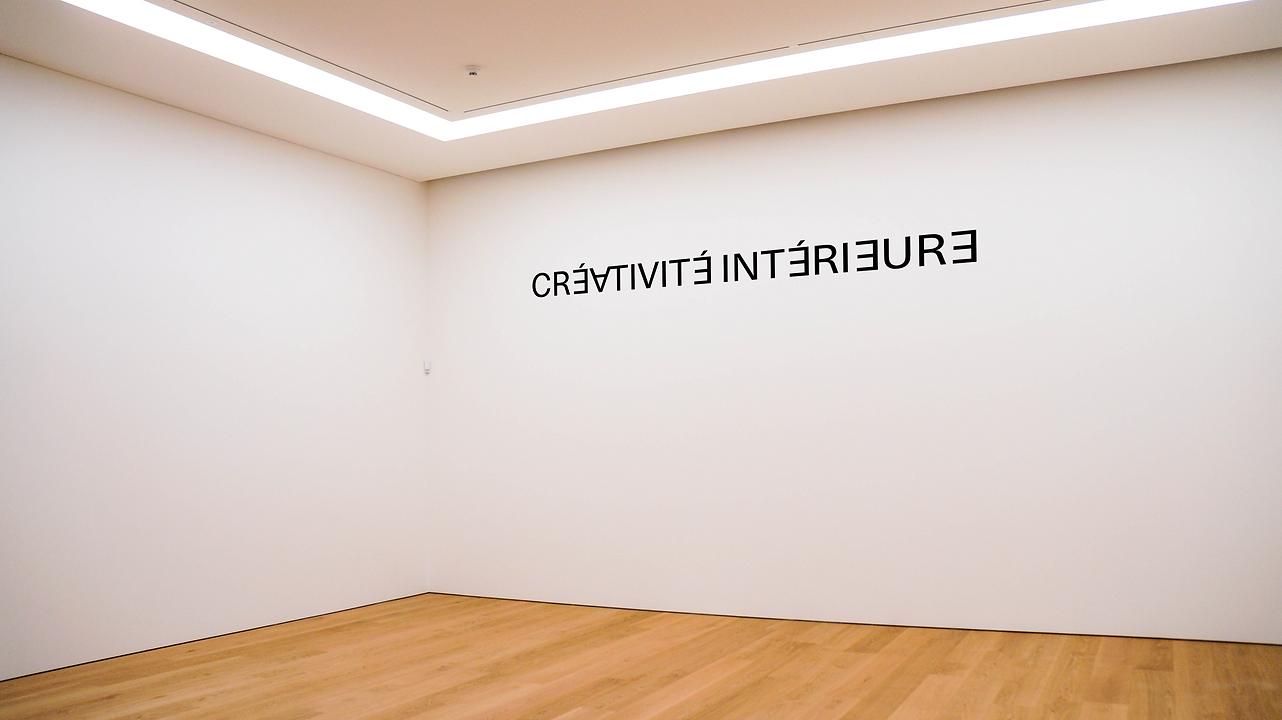 Musée cantonal des beaux arts projet objet Charlotte Rod