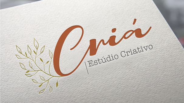 Logo Criá Estúdio Criativo