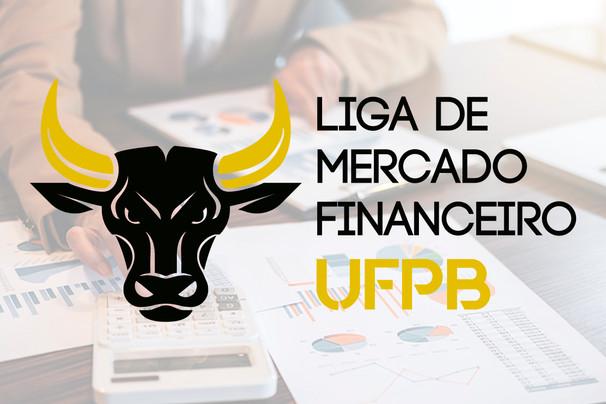 Logo UFPB - Liga de Mercado Financeiro
