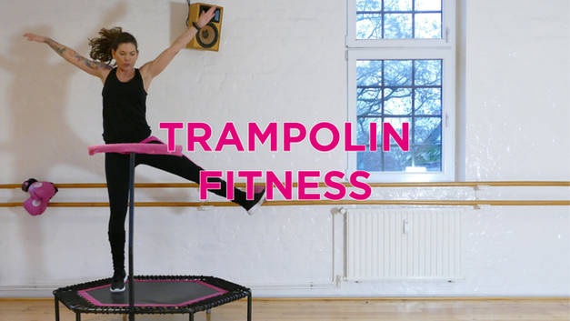 Trampolin | Jumping Fitness