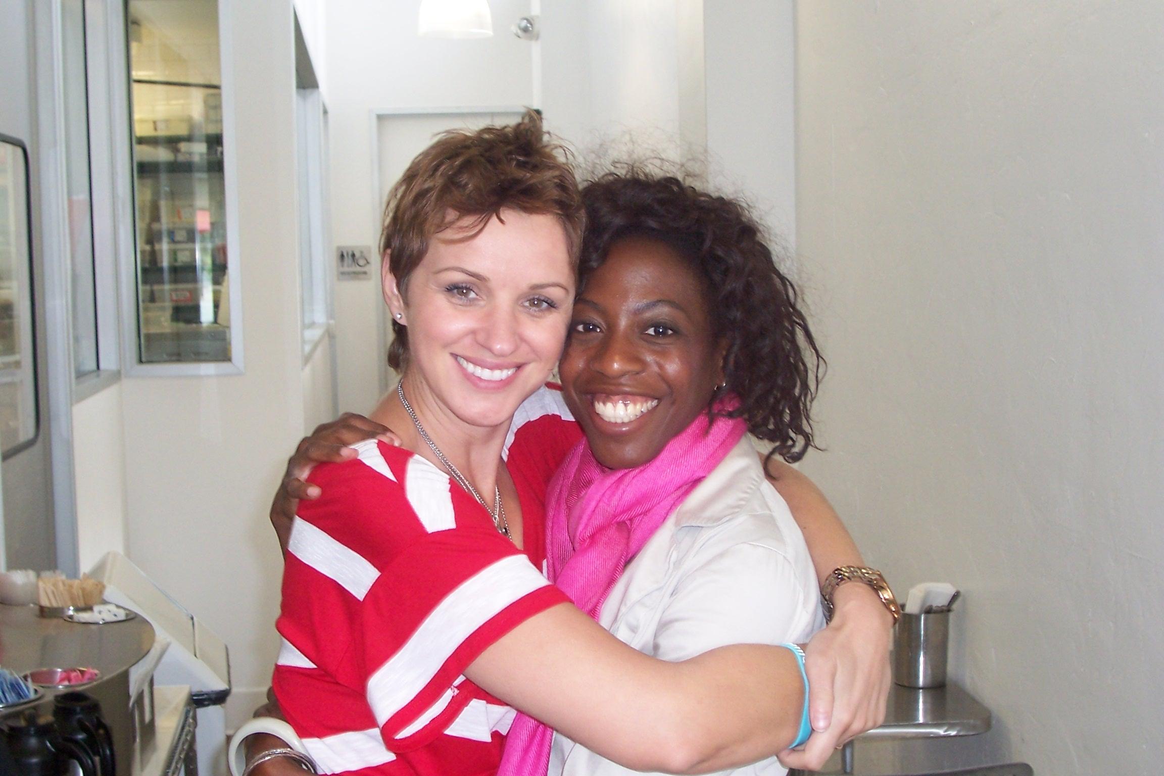 Elena Beuca & Jessica