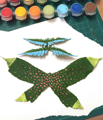 Leaf Butterflies for Camp Sunset: A Modern Camper's Guide