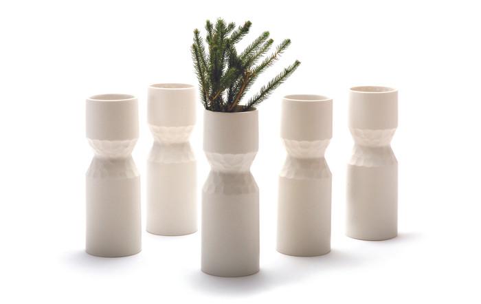 Bad Beaver Vase
