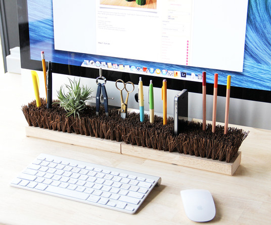 Clean Sweep Desk Organizer