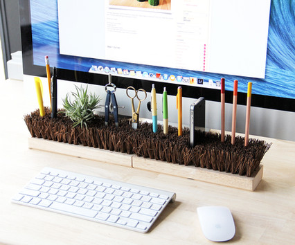 Clean Sweep Desk Organizer