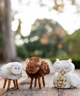 Marshmallow Animals for Camp Sunset: A Modern Camper's Guide