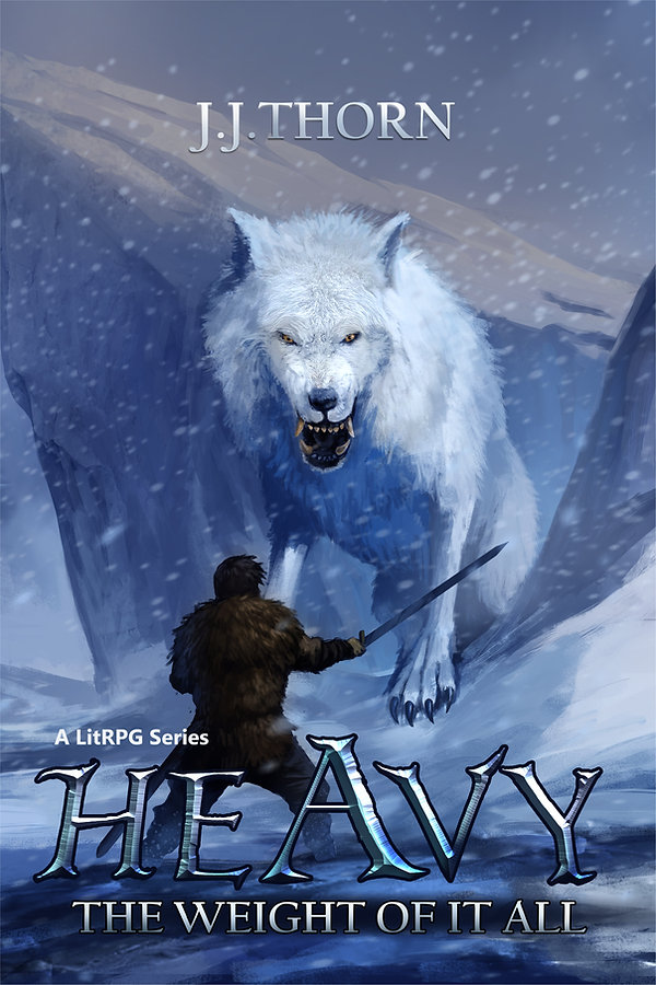 Heavy The Weight Of It All, Book 1 by J.J. Thorn