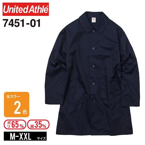 United Athle(ユナイテッドアスレ)   7451-01 T/C ダスター コート M-XXL