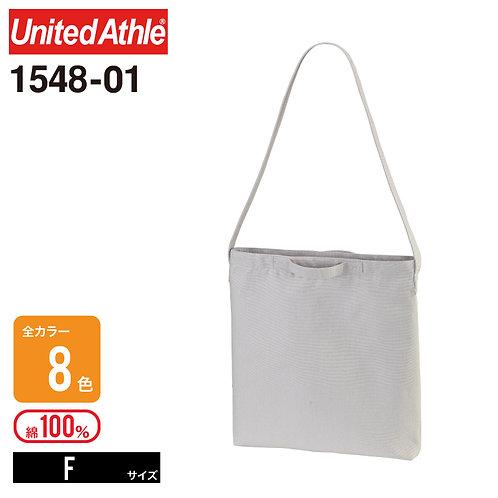 United Athle(ユナイテッドアスレ) | 1548-01 ヘヴィーキャンバス2WAYショルダーバッグ F