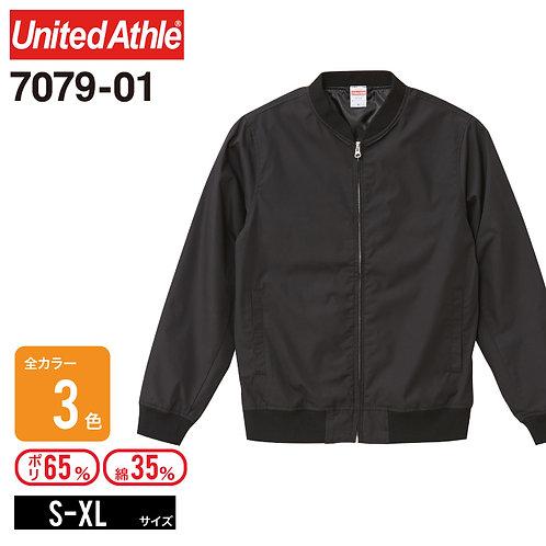United Athle(ユナイテッドアスレ) | 7079-01 T/Cスタジアムジャケット(裏地付) S-XL