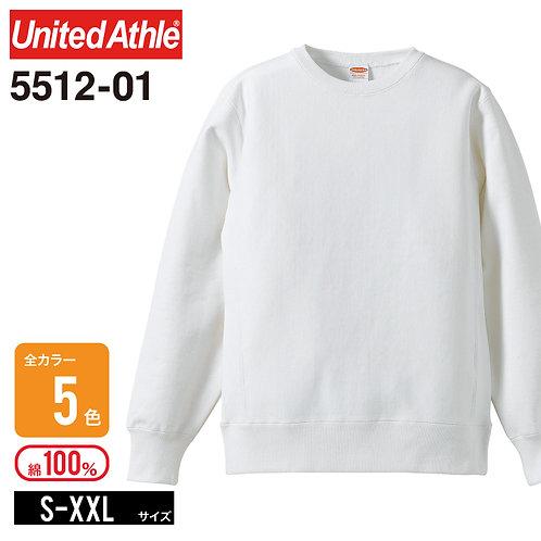 United Athle(ユナイテッドアスレ)   5512-01 12.0オンス ヘヴィーウェイトクルーネックスウェット S-XXL