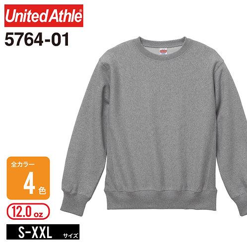 United Athle(ユナイテッドアスレ) | 5764-01 12.0オンス ヘヴィーウェイト クルーネック スウェット S-XXL