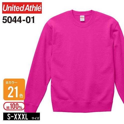 United Athle(ユナイテッドアスレ) | 5044-01,02 10.0オンス クルーネックスウェット 110cm,130cm,150cm,S-XXL
