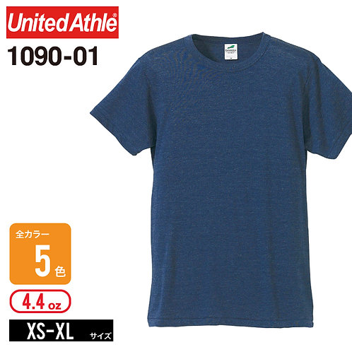 United Athle(ユナイテッドアスレ) | 1090-01 4.4オンス トライブレンドTシャツ XS-XL