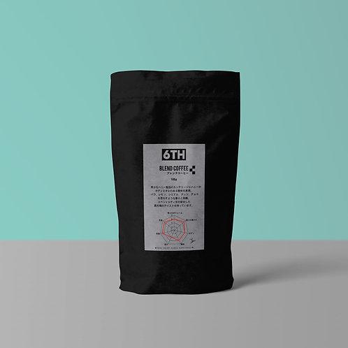 6TH ブレンドコーヒー