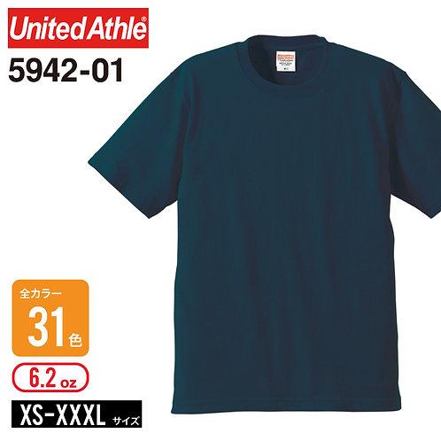 United Athle(ユナイテッドアスレ) | 5942−01 6.2オンス プレミアムTシャツ メンズ,レディース