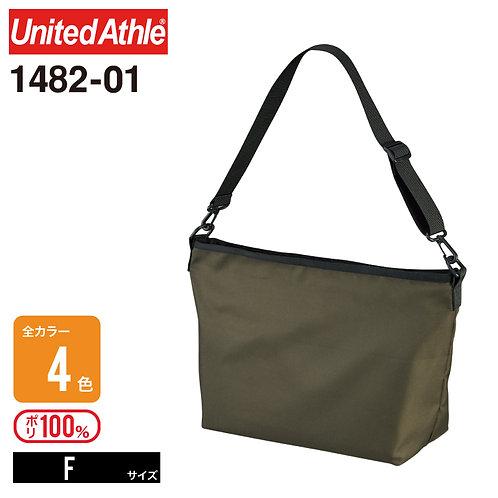 United Athle(ユナイテッドアスレ)   1482-01 600D ポリエステルショルダーバッグ F